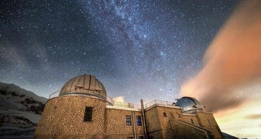 Osservatorio di Campo Imperatore.