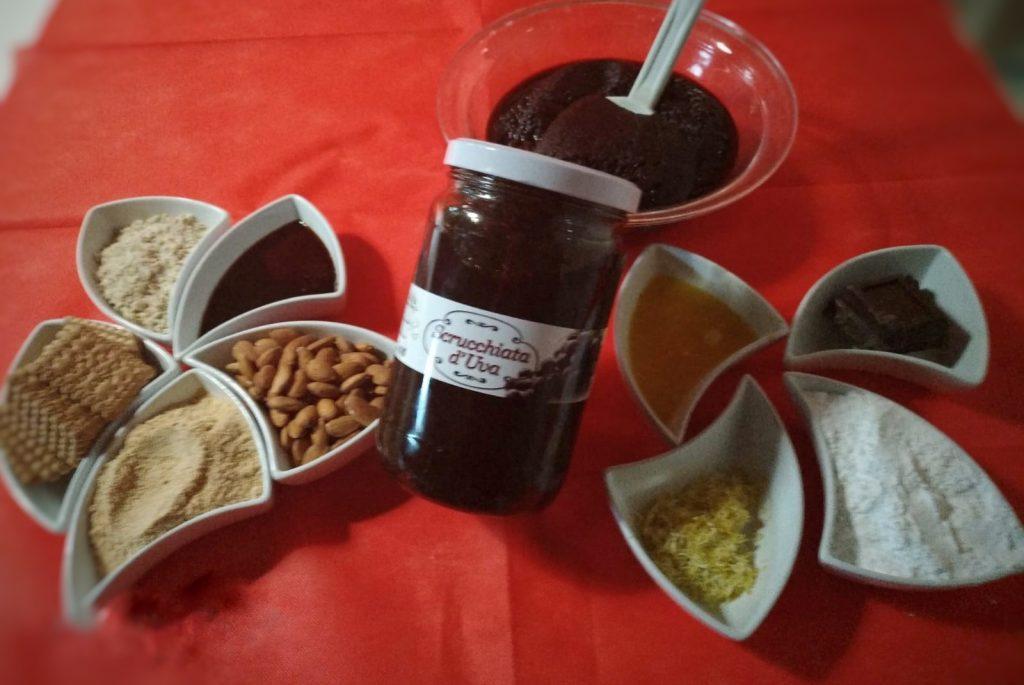 marmellata d'uva montepulciano